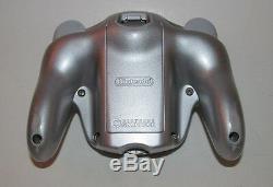 Nintendo Gamecube Wavebird Wireless Remote Controller with RECEIVER Platinum