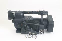 Panasonic AG-HVX200AP 3CCD DVCPRO HD P2 Digital Video Camera