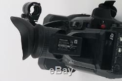 Panasonic AG-HVX200AP 3CCD DVCPRO HD P2 Digital Video Camera Camera Only