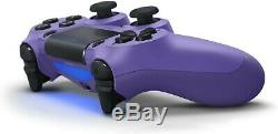 PlayStation 4 DualShock 4 Electric Purple Controller Sony PS4 Wireless Remote