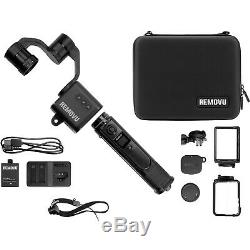 REMOVU S1 3-Axis Gimbal Stabilizer with Wireless Remote Control for GoPro Camera