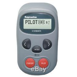 Raymarine S100 Wireless SeaTalk Autopilot SmartPilot Remote Control E15024