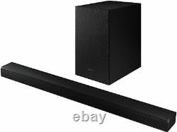 Samsung 2.1 Ch 290W Sound Bar With Wireless Subwoofer Dolby Audio Black