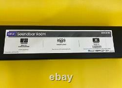 Samsung HW-R60M 3.1 Soundbar with 310W and Wireless SubWoofer PS-WR53D Black