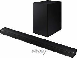 Samsung HWA-550 2.1-Channel Soundbar System with Wireless Subwoofer 2021 Model