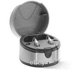 Siemens Pure 700 Hearing AIDS- with wireless remote control TEK, battery charger