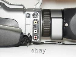 Sony DCR-VX1000 MiniDV Digital Video Camera Camcorder English