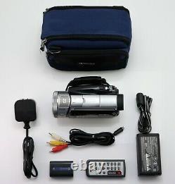 Sony Handycam Hdr-sr1e Camcorder High Definition 30gb Hdd Digital Video Camera