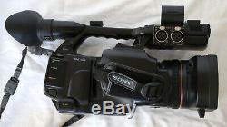 Sony PMW-EX1R Camcorder Black