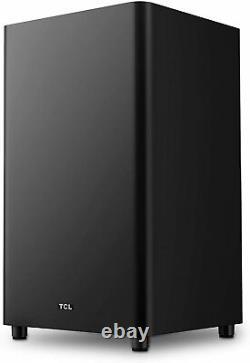TCL Alto 9+ 3.1Ch Dolby Atmos Bluetooth Soundbar with Wireless Subwoofer