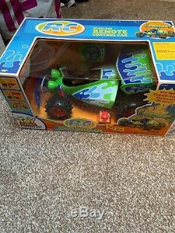 Toy Story Collection RC Wireless Remote Control Car Brand New Thinkway Toys