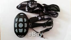 Trolling motor 55 lb 12 volts with wireless remote Foot Control Short shaft