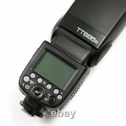 US Godox TT685N 2.4G HSS TTL Camera Flash Speedlite+Xpro-N Trigger For Nikon Kit