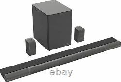 VIZIO Elevate5.1.4 Channel Soundbar with Wireless Subwoofer and Rotating