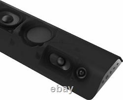 VIZIO M-Series 2.1 Channel All-in-One Sound Bar System Dark Charcoal