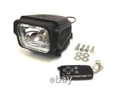 Vehicle Wireless Remote Control Search Spot Light for Lamping Vehicle Attachment