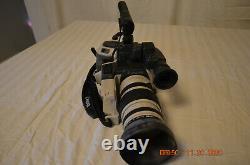 Vintage Canon L1 Hi8 Video Camera