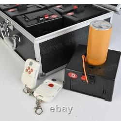 Wireless Remote Electric Fireworks System Sparkler wedding Cold Spark Machine