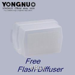Wireless high speed 1/8000s sync flash YN-568 for Nikon D7100 D7200 D5300 D5200