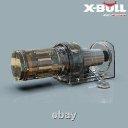 X-BULL 3000LBS 12V Electric Winch Steel Cable ATV UTV Wireless Remote Control