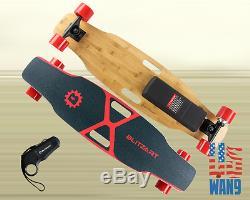 X-board Electric Skateboard Wireless Remote Control Hub Boost Motor Wheel 38