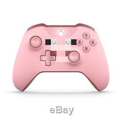 Xbox One Wireless Controller Minecraft Pig Edition Microsoft Windows 10 Remote