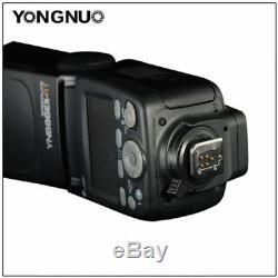 YONGNUO YN686EX-RT HSS 1/8000s Wireless Speedlite Flash For Canon + Battery
