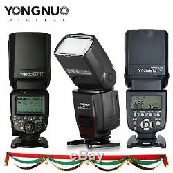 YONGNUO flash speedlite YN560IV YN560III YN600EX-RT II for selection/CANON NIKON