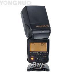 Yongnuo YN-568EX III Flash Gun Wireless Slave TTL with HSS 1/8000 for Nikon