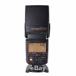 Yongnuo YN-568EX III TTL Flash Speedlite HSS for Nikon D7400 D7300 D7200 D7100
