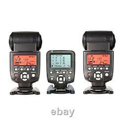 Yongnuo YN560-TX LCD Wireless Flash Controller + 2pcs YN560 III Flash For Nikon