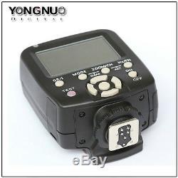 Yongnuo YN560-TX Wireless Flash Controller for Canon + 3 x YN-560III Flash