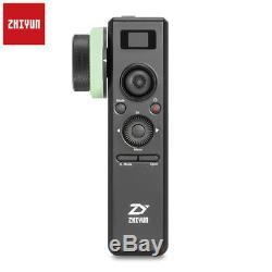 ZHIYUN Crane 2 Wireless Motion Sensor Remote Control with Follow Focus Hand Wheel