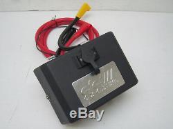 1 Set De Commande Électrique Winch Box Pack 12v Relais Solénoïde Commutateur Sans Fil À Distance