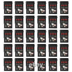 120 Cues Feux D'artifice Système De Tir Avec 1200 Cues Télécommande Sans Fil