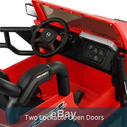 12v Enfants Ride On Truck Batterie De Voiture Operated Télécommande Sans Fil 3 Vitesses