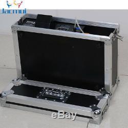1500w Haze Machine Avec Flycase Liquide Eau 3.5l Machine À Brouillard De Fumée DMX