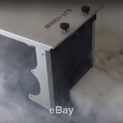 1500w Télécommande Fumée Faible Mentir Machine À Brouillard Sec De Glace Effet Party Brumisateur