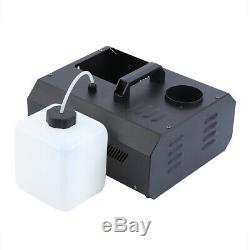 1500w Up Plan DMX Fog Machine Fumée Verticale Brumisateur Upspray Avec Télécommande