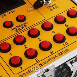 2020new + 36 Cues Système De Tir Des Feux D'artifice Fcc + 1200cues Ce Télécommande Sans Fil Controll