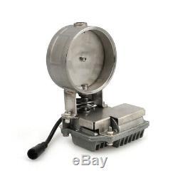 3 ' ' 76mm Électrique De Soupape D'échappement De Contrôle Tuyeau Cut Out Catback Télécommande Sans Fil