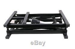 30 ' ' Électrique Hydraulique Télécommande Sans Fil Table À Manger Table Basse Ascenseur