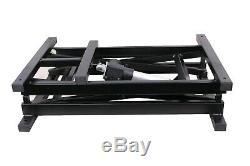 30 ' ' Sans Fil Électrique Hydraulique Télécommande Table À Manger Table Basse Ascenseur
