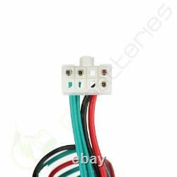 400w 8 Sound Car Horn Pa Haut-parleur MIC System 12v Télécommande Sans Fil