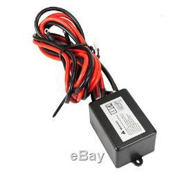 4500lbs12v Télécommande Électrique Treuil Suv Télécommande Sans Fil Nouveau