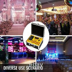 48 Cues Fireworks Firing System+1200cues Ce Wireless Remote Controll 2021new