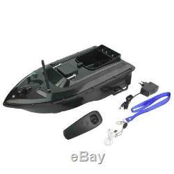 500m Télécommande Sans Fil Leurre Bait Boat Bateau Speedboat Fish Finder