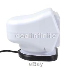 50w Télécommande Led Marine Bateau Voiture Searchlight Sans Fil Projecteur Magnétique B