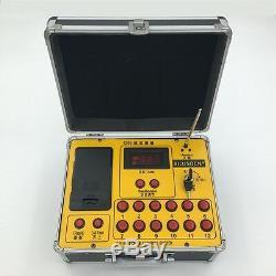 96 Signaux Sans Fil Feux D'artifice Système Firing Télécommande Équipement De Lutte Contre L'incendie