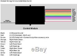 Airrex Sans Fil Switchbox Sac À Suspension Pneumatique Contrôleur Switchspeed Avs À Distance
